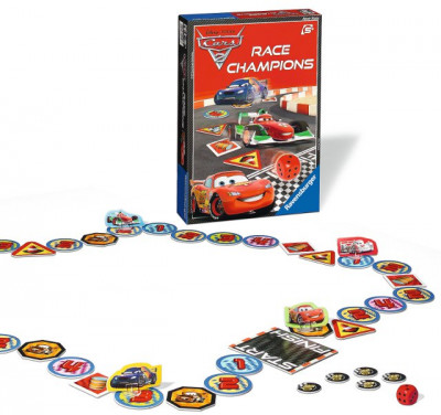 Cars 2 závody hra