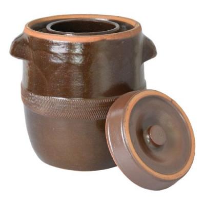 sud na zelí 20l + víko, keramika