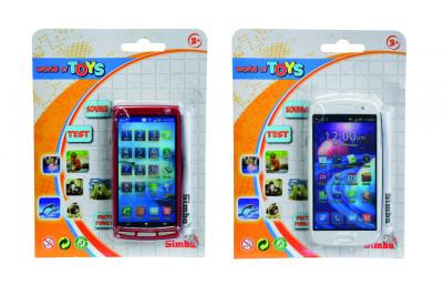 Mobilní telefon s dotykovým displejem - mix variant či barev