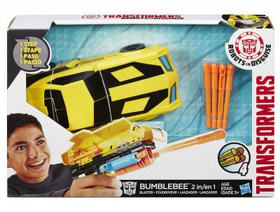 Transformers RID Bumblebee pistole 2 v 1