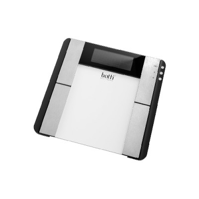 váha osobní FIT 180kg digitální, tvrzené sklo