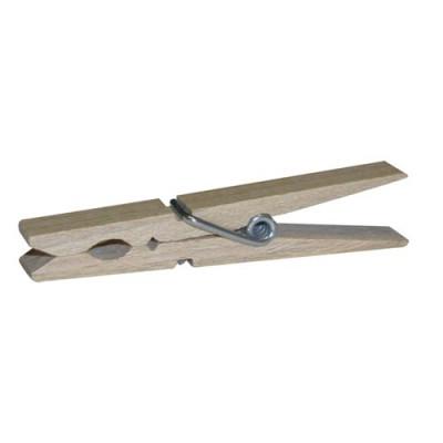 kolíčky na prádlo dřevěné (24ks)