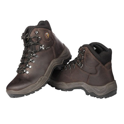 Pánské zimní boty JACALU Brown Velikost 38