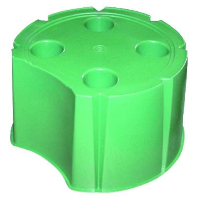 podstavec pod sud kulatý na dešť. vodu 200l, 300l, v.38cm plastový