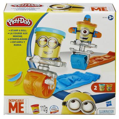 Play-Doh tiskni a jeď minioni