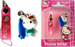 Přívěsek na mobil Hello Kitty, různé motivy