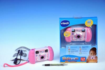 Kidizoom Kid Connect Fotoaparát - růžový Vtech plast 14cm na baterie