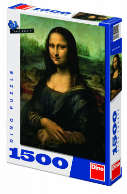 Mona Lisa 1500D