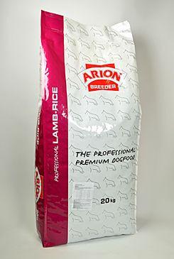 Arion Breeder Profesional Adult Lamb Rice 20kg