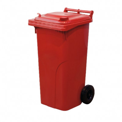 nádoba na odpadky 120l plastová, ČRV