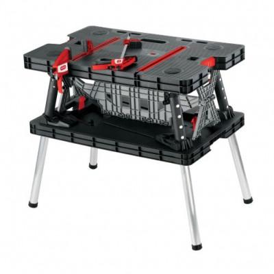 stůl pracovní 850x550x112mm skládací KETER