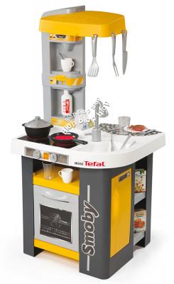 Kuchyňka Tefal Studio žlutá elektronická