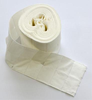 Pur-Zellin-buničité tampony 1x500ks 40x50mm