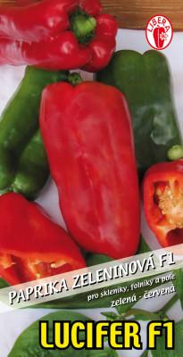 Paprika F1 - Lucifer F1 (15 semen)