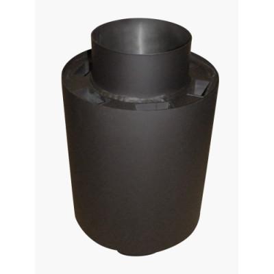 výměník tepla II pr.150/330mm ČER 7,5kW