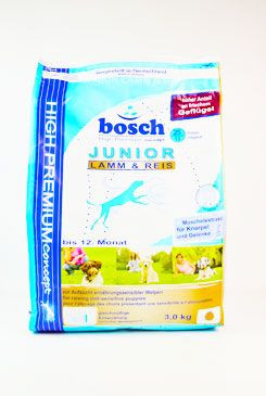 Bosch Dog Junior Lamb&Rice 3kg