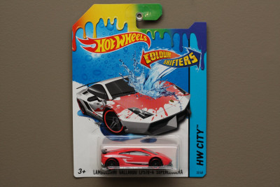 Hot Wheels angličák color shifters - mix variant či barev