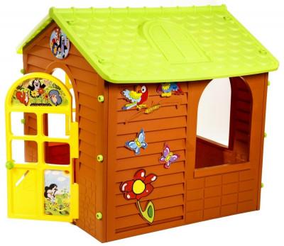 Dětský zahradní domeček- Krtek