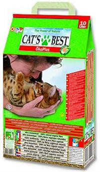 Podestýlka Cat Best Öko Plus 10 l