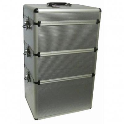 kufr na nářadí Al 360x260x600mm ALUMATE + ABS PVC lišty