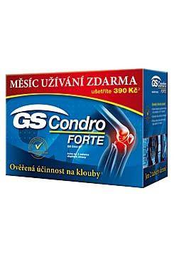 GS Condro Forte 120tbl+60tbl navíc