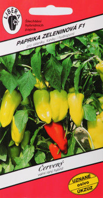 Paprika F1 - Beate F1 (15 semen)