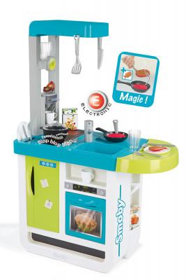 Kuchyňka Bon Appetit Cherry modro-zelená elektronická