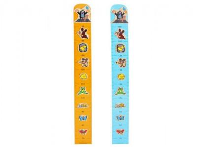 Metr dětský krtek - dřevo - mix variant či barev