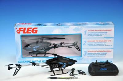 Vrtulník Fleg RC plast 32cm