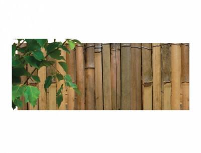 Rohož bambus štípaný 1,5x5m