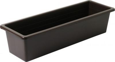 Truhlík hladký - hnědý 50 cm