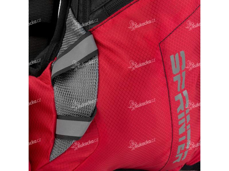 9bdc3dfaa ... Cyklistický a běžecký batoh 5l černo/červený, voděodolný. detail detail  detail detail detail detail detail detail detail detail detail detail  detail ...