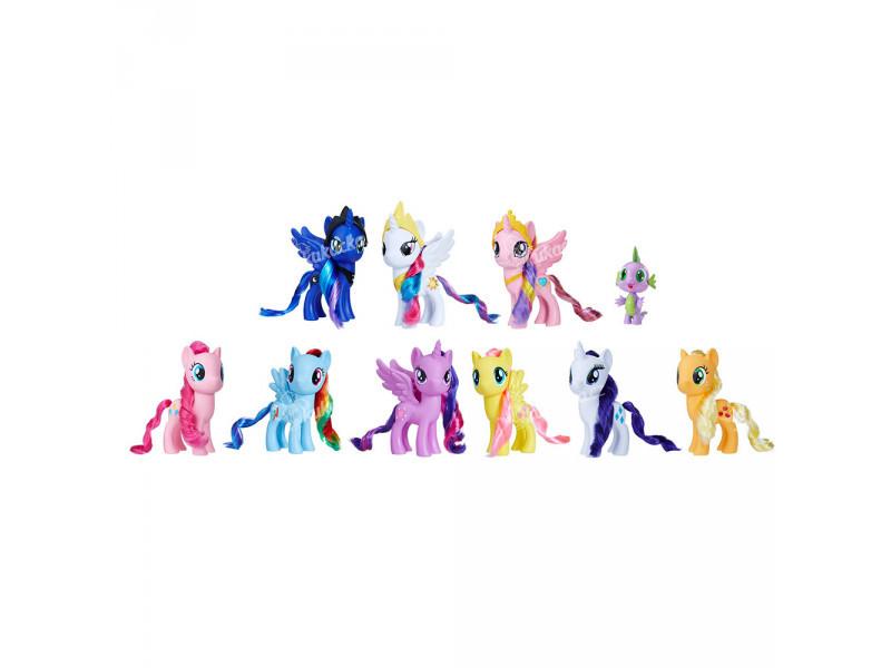 MLP Speciální kolekce 9 poníků_1