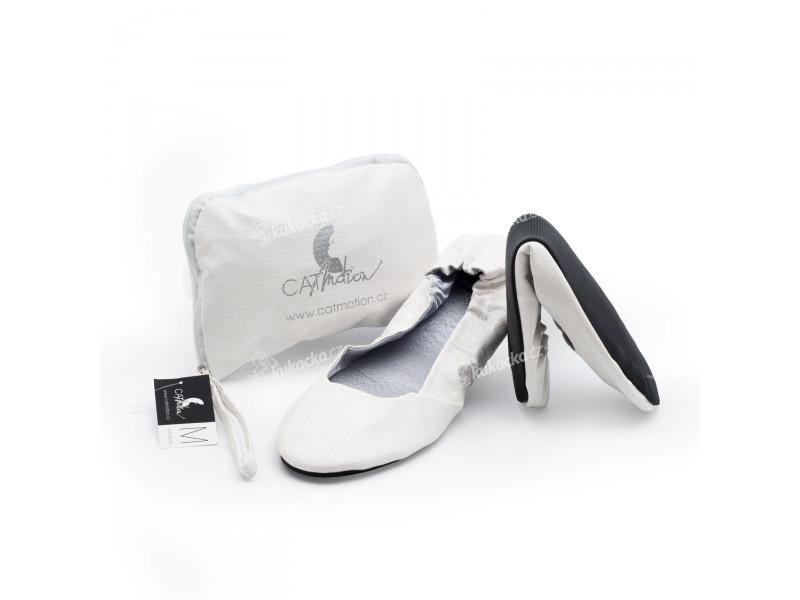 CatMotion skládací baleríny do kabelky Virgin 4c5130c7f3