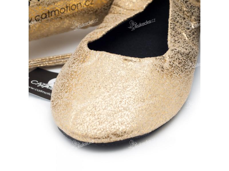 9a1fa416a86 CatMotion skládací baleríny do kabelky Hollywood. CatMotion skládací  baleríny do kabelky Hollywood