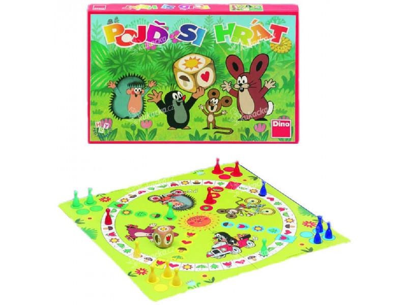 Hra - Pojď si hrát