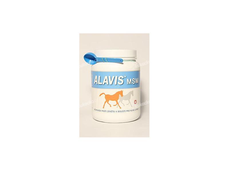 Alavis MSM pro koně + vitamin C plv 600 g ae464454d0