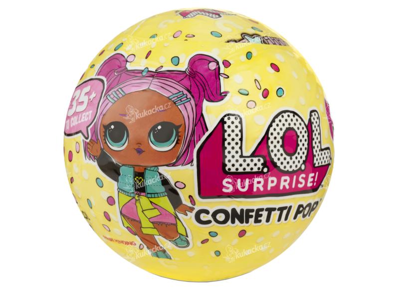 L.O.L. Surprise Confetti Panenka d84b3f2c11