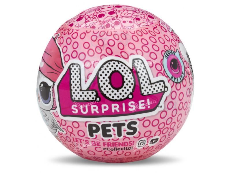 L.O.L. Surprise Zvířátka - mix variant či barev 136c8027797