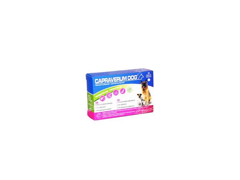 CAPRAVERUM DOG probioticum-prebioticum 30tbl 89a9d3a62e