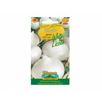 Osivo Cibule jarní WHITE LISBON, bílá - VÝPRODEJ