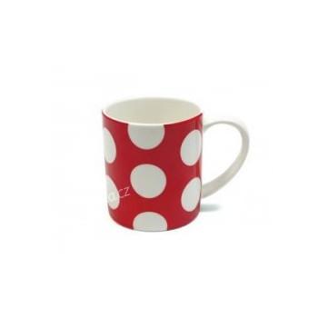 Kávový hrnek červený, Maxwell & Williams - VÝPRODEJ
