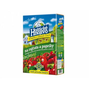 Hnojivo HOŠTICKÉ na rajčata a papriky 1kg