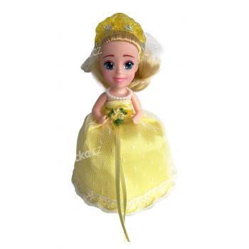 Cupcake panenky nevěsty - VÝPRODEJ