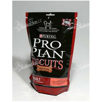 PRO PLAN Biscuits Salmon+Rice 400 g