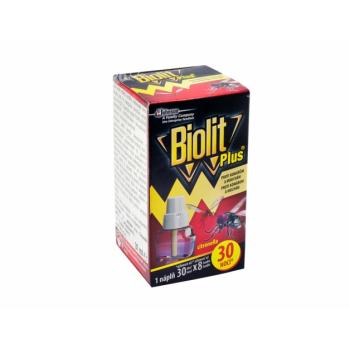 Odpařovač BIOLIT PLUS elektrický komáři a mouchy +náplň 31ml