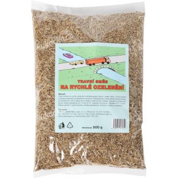 Travní směs - Rychlé ozelenění 500 g