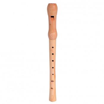 Dřevěná Flétna přírodní