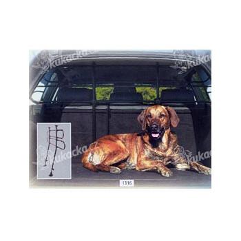 Automřížka do kufru š.85-140/v.75-110cm Trixie