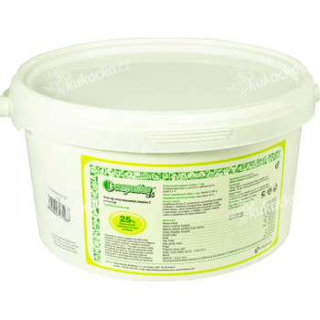 C-compositum 25% plv sol 3 kg